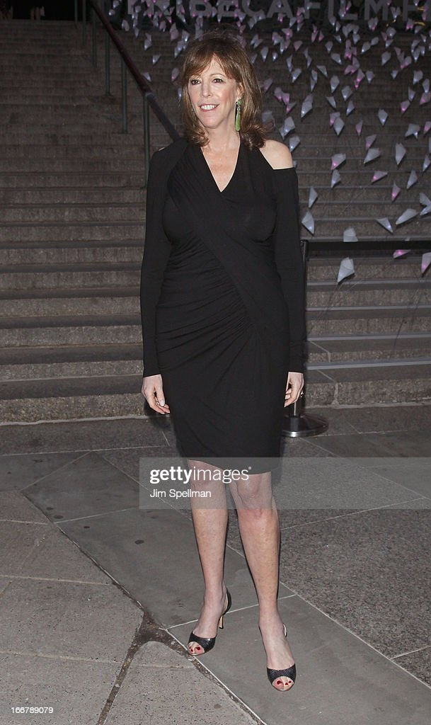 Co-Founder Tribeca Productions Jane Rosenthal attends the Vanity Fair Party during the 2013 Tribeca Film Festival at the State Supreme Courthouse on April 16, 2013 in New York City.