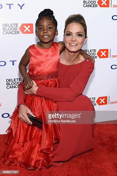 CoFounder/Board member of Delete Blood Cancer Katharina Harf attends the 2014 Delete Blood Cancer Gala Honoring Evan Sohn and the Sohn Conference...