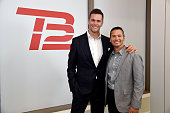 Tom Brady And Alex Guerrero Host Grand Opening Of TB12...