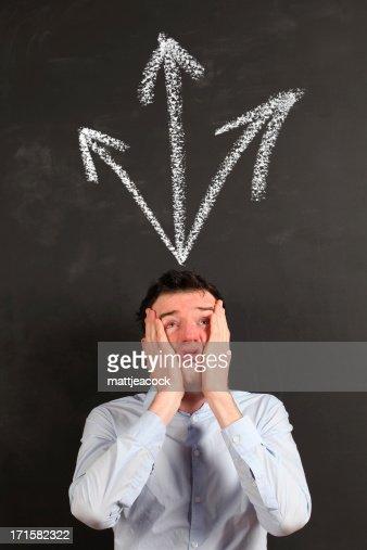 Cofused : Stock Photo
