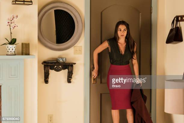 IMPOSTERS 'Cohen Lenny Cohen' Episode 104 Pictured Inbar Lavi as Maddie