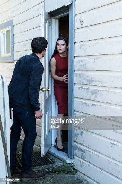 IMPOSTERS 'Cohen Lenny Cohen' Episode 104 Pictured Marianne Rendon as Jules