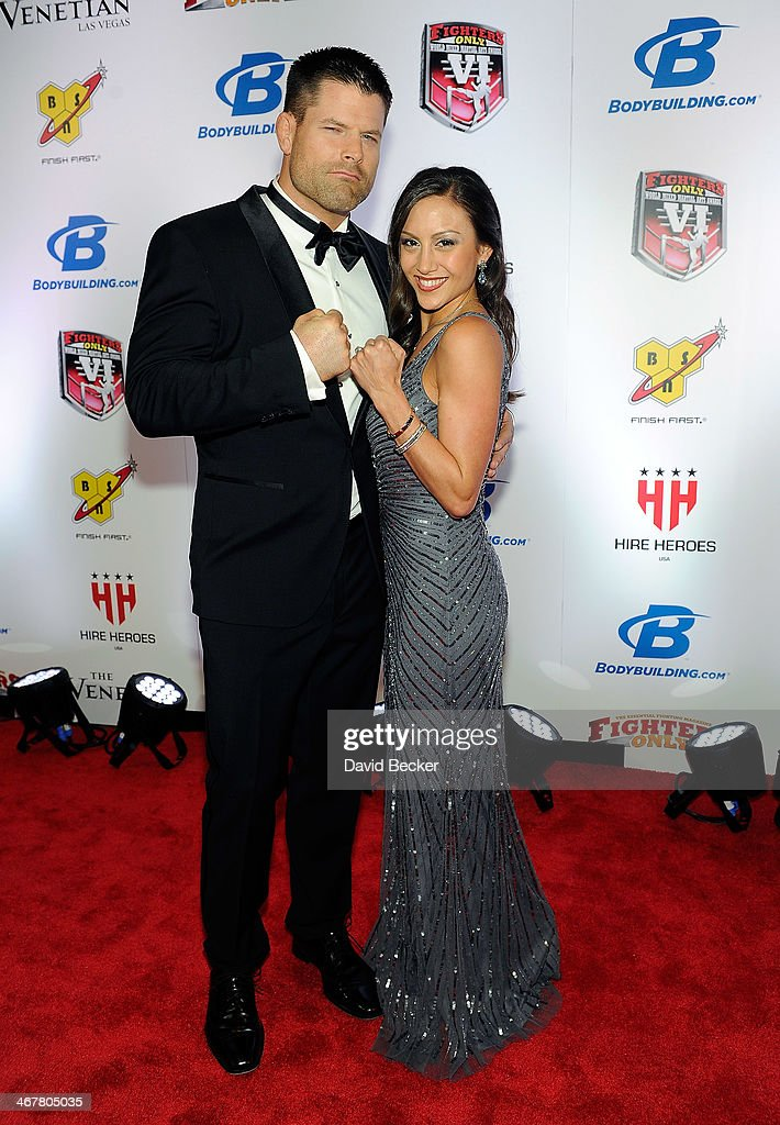The 6th Annual Fighters Only World Mixed Martial Arts Awards At The Venetian Las Vegas