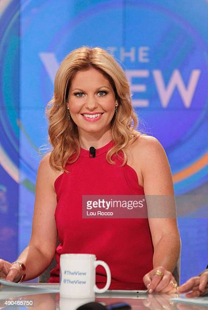 THE VIEW Cohost Candace Cameron Bure's costar from 'Full House' and the highly anticipated spinoff 'Fuller House' John Stamos appear today Monday...
