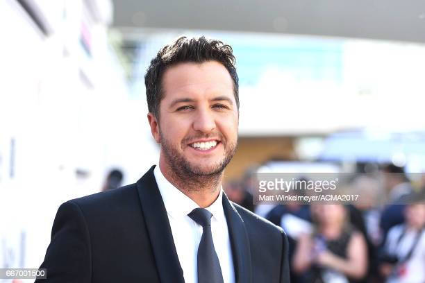 Cohost Luke Bryan attends the 52nd Academy Of Country Music Awards at TMobile Arena on April 2 2017 in Las Vegas Nevada