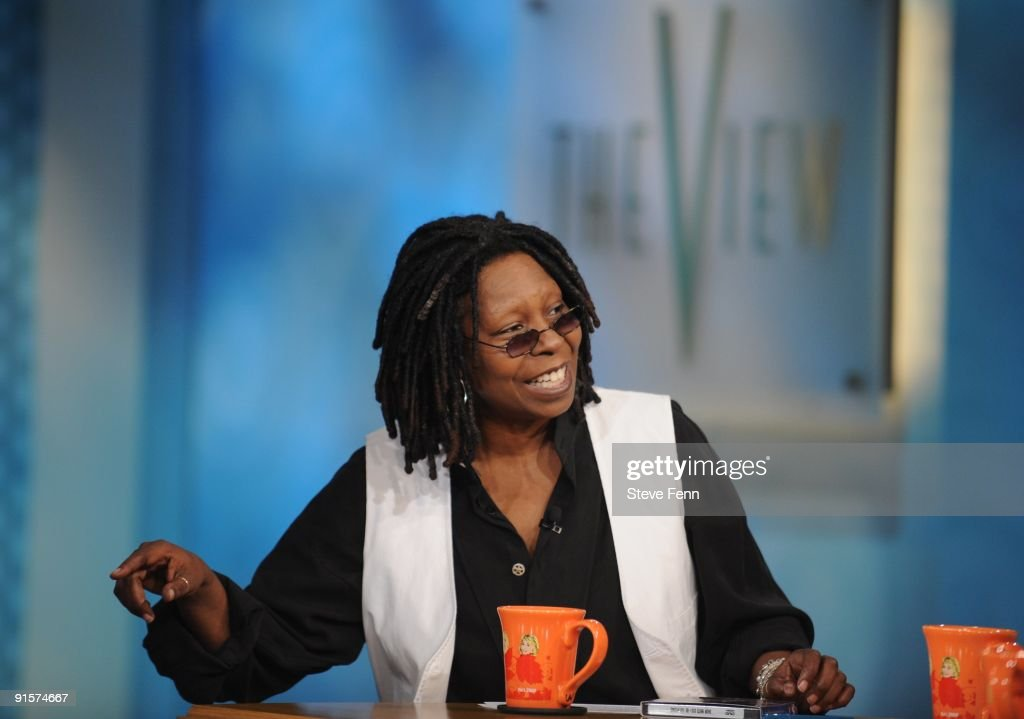 THE VIEW - Co-host Whoopi Goldberg on 'THE VIEW,' TUESDAY, OCT. 6, 2009 (11:00 a.m. - 12:00 noon, ET) on the ABC Television Network. (Photo by Steve Fenn/ABC via Getty Images) WHOOPI