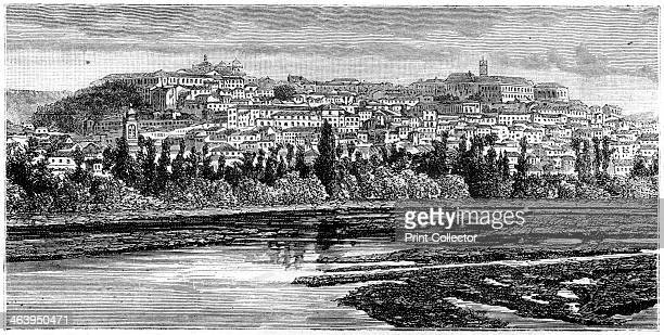 Coimbra Portugal 1886