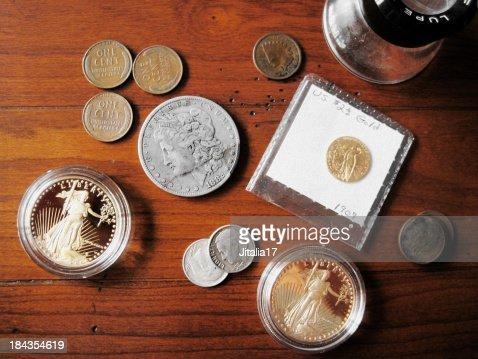 Coin Collection - Rare U.S. Coins