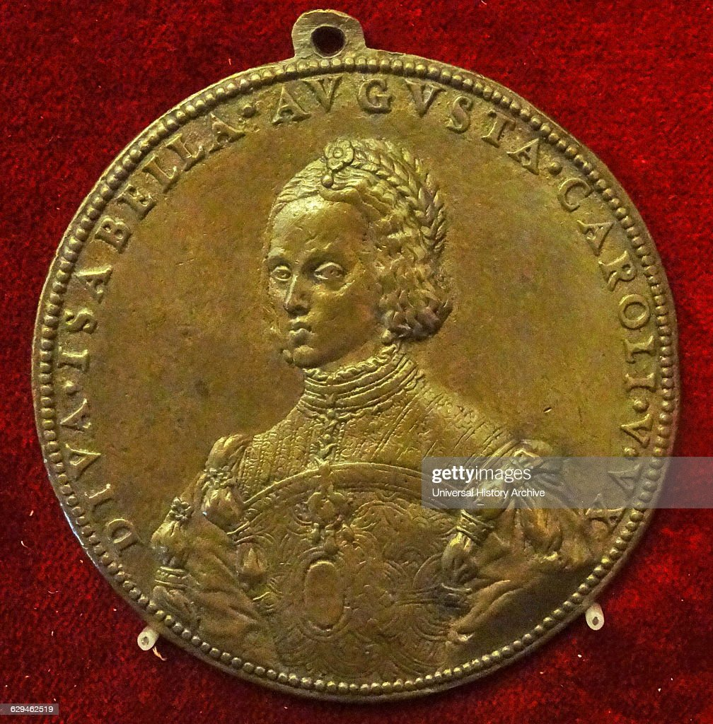 Coin Isabella of Portugal, Queen of Castile Queen consort