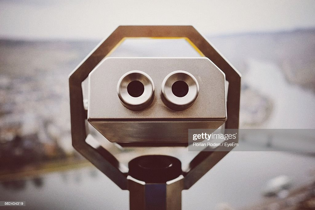 Coin Operated Binoculars