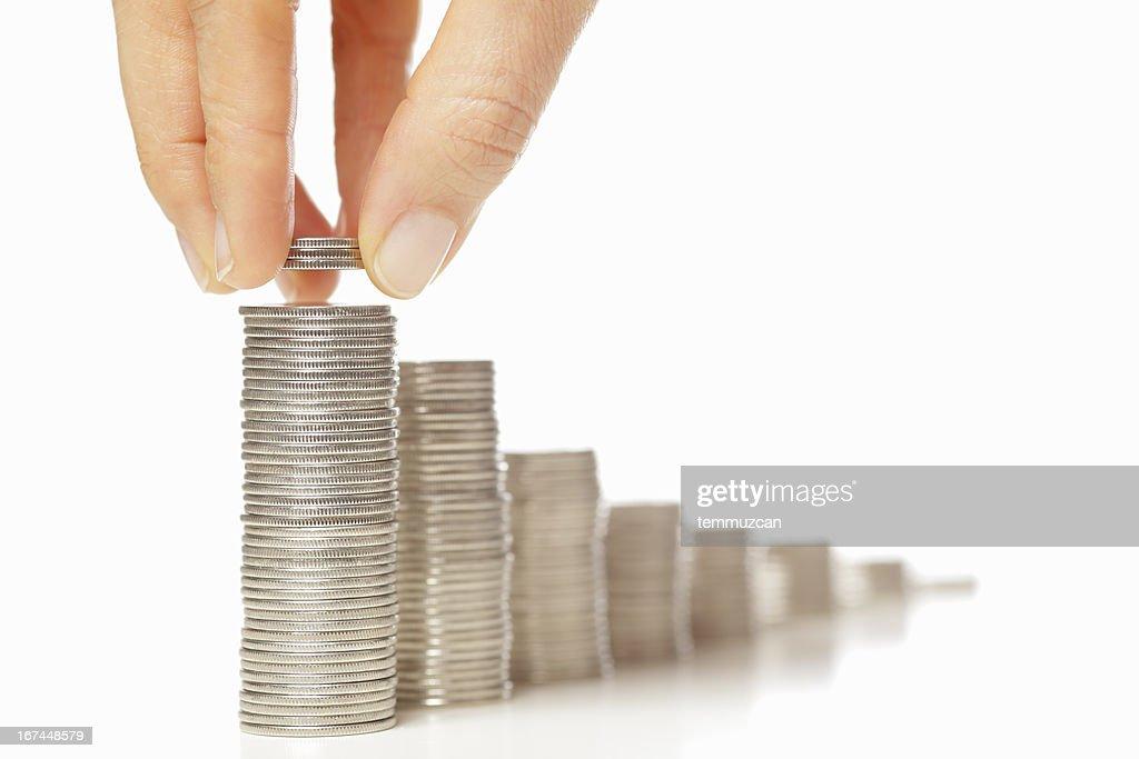 Coins : Stock Photo