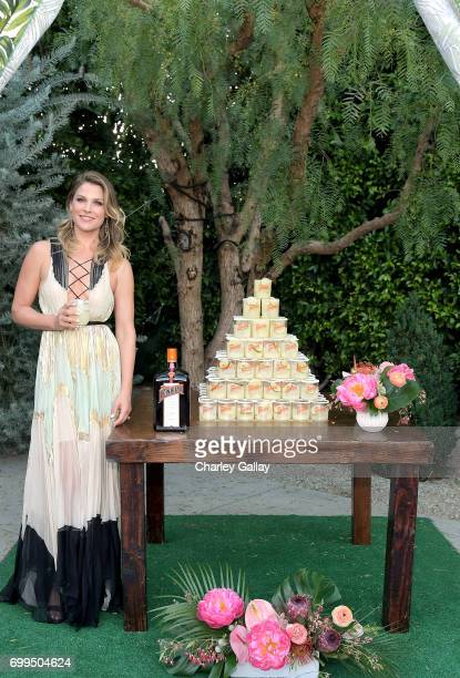 Cointreau with Ali Larter celebrate The Original Margarita at The Fig House on June 21 2017 in Los Angeles California