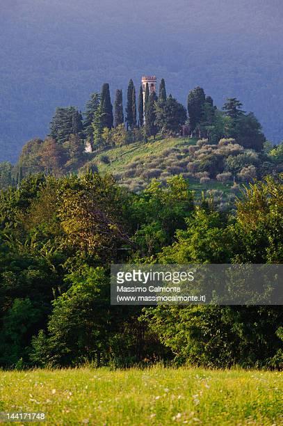 Col Bastia and Torre Ezzelini