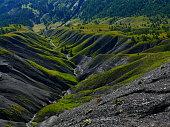 Col des Champs, Alpes Maritimes, France