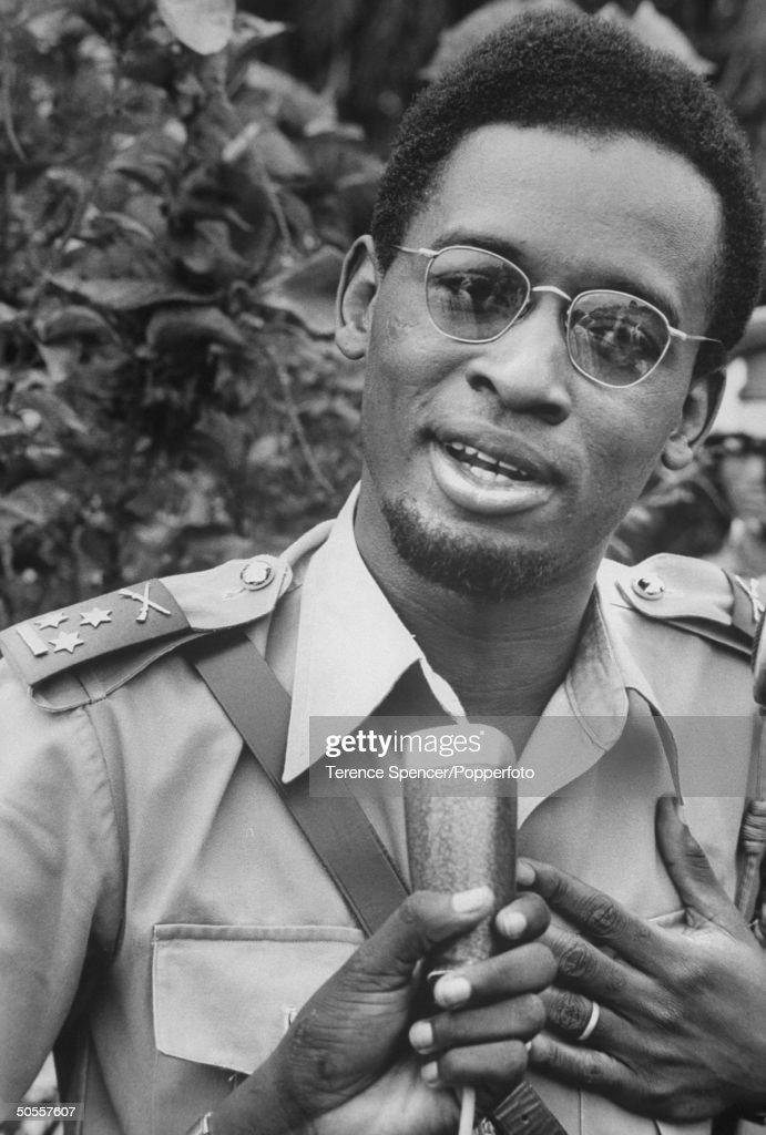 Col. Joseph Mobutu.