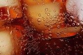 Cola close-up