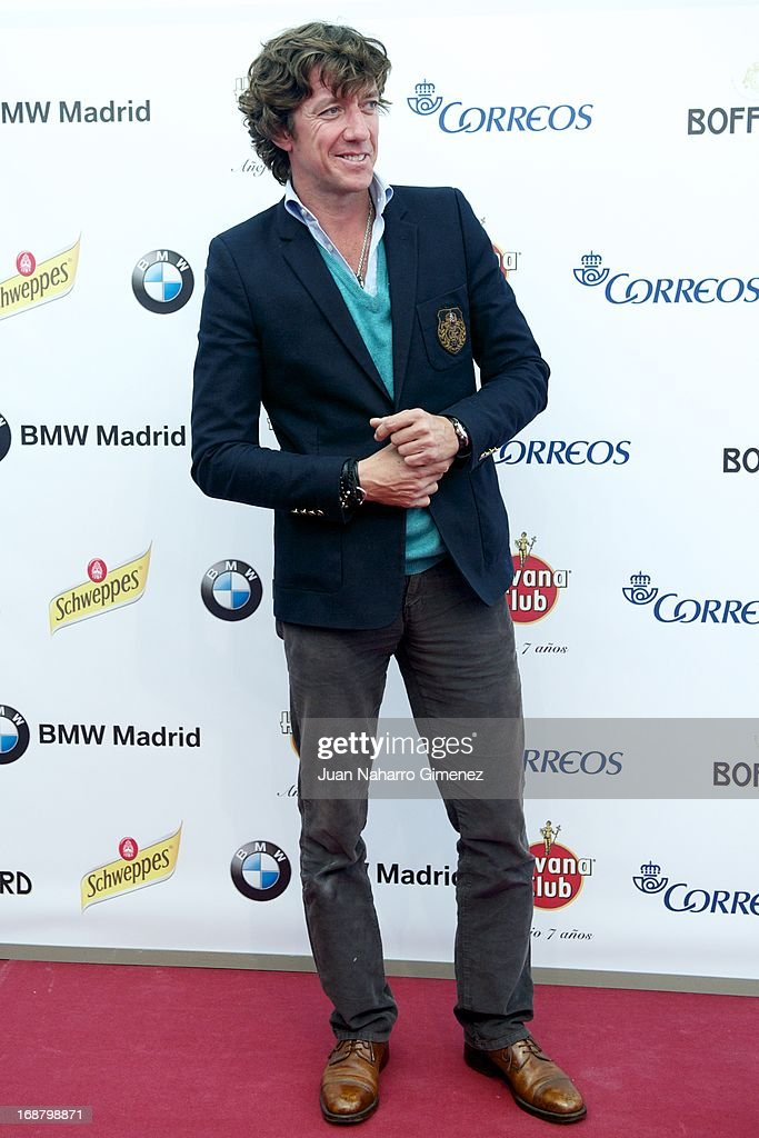 Colate Vallejo-Nagera attends 'VIP Arte Taurino Tour' photocall at Espacio del Arte y La Cultura on May 15, 2013 in Madrid, Spain.
