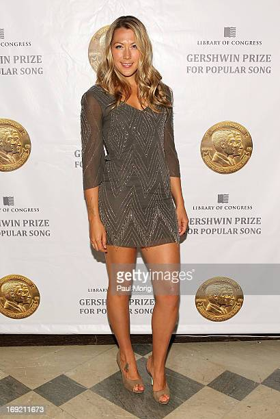 Colbie Caillat arrives at the 2013 Library Of Congress Gershwin Prize Tribute Concert at the Thomas Jefferson Building on May 21 2013 in Washington DC