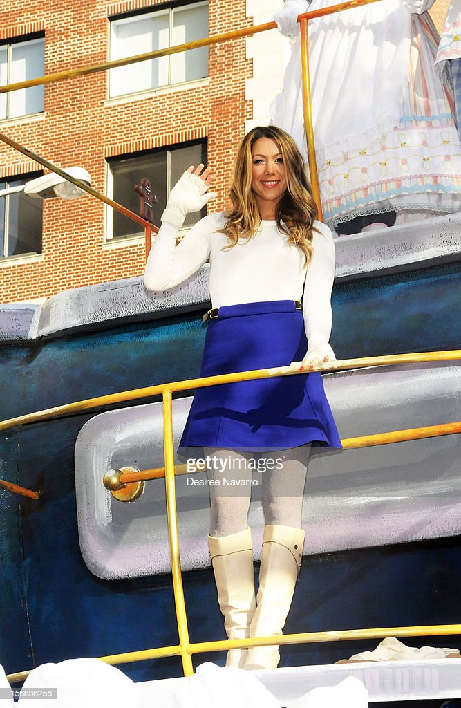 Colbie Caillat attends 86th Annual Macy's Thanksgiving Day Parade on November 22, 2012 in New York City.