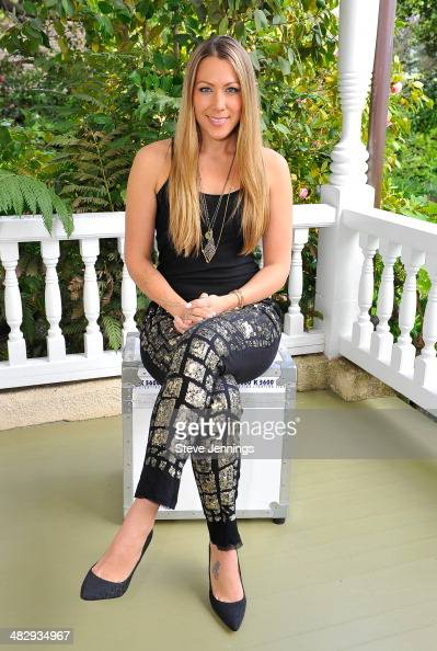 Colbie Caillat attends Day 2 of 'Live In The Vineyard' on April 4 2014 in Napa California