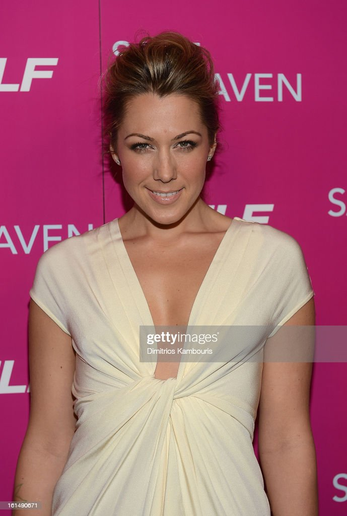 Colbie Caillat attends 'Safe Haven' New York Screening at Sunshine Landmark on February 11, 2013 in New York City.