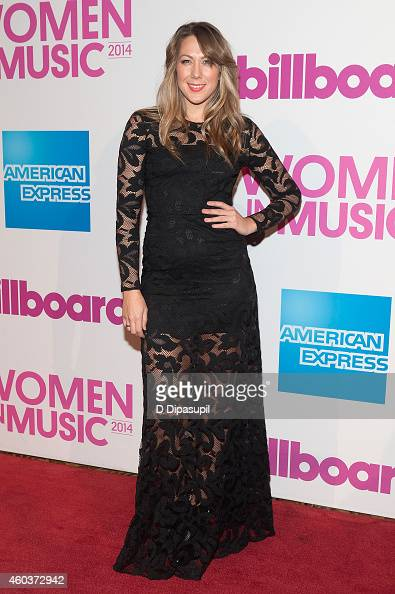 Colbie Caillat attends the 2014 Billboard Women In Music Luncheon at Cipriani Wall Street on December 12 2014 in New York City