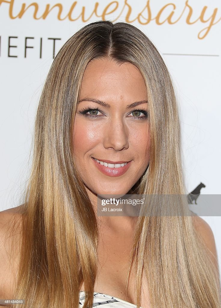 Colbie Caillat attends The Humane Society Of The United States 60th Anniversary Benefit Gala held at The Beverly Hilton Hotel on March 29 2014 in...