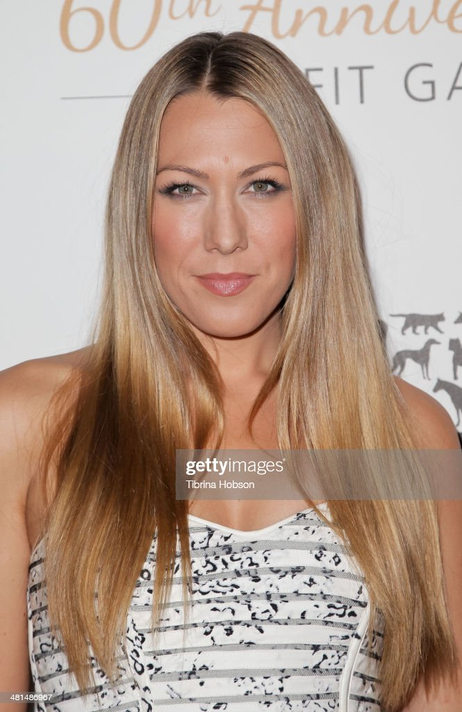 Colbie Caillat attends the Humane Society's 60th anniversary benefit gala at the Beverly Hilton Hotel on March 29 2014 in Beverly Hills California