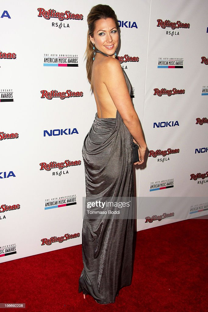 Colbie Caillat attends the Rolling Stone after party for the 2012 American Music Awards presented by Nokia and Rdio held at the Rolling Stone Restaurant And Lounge on November 18, 2012 in Los Angeles, California.
