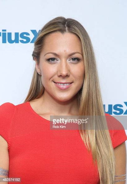 Colbie Caillat visits at SiriusXM Studios on July 23 2014 in New York City