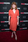 Colby Minifie attends the 'Bad Moms' New York premiere at Metrograph on July 18 2016 in New York City