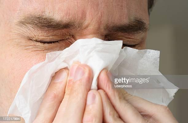 Constipação, gripe, alergia