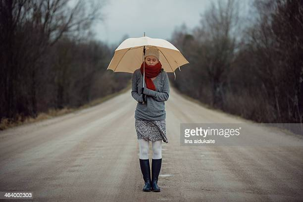 cold and rain