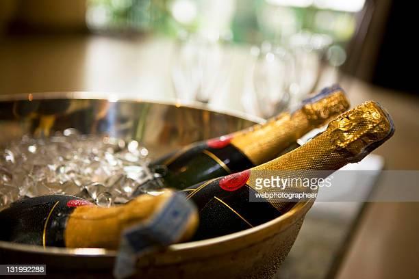 Kalte Champagner