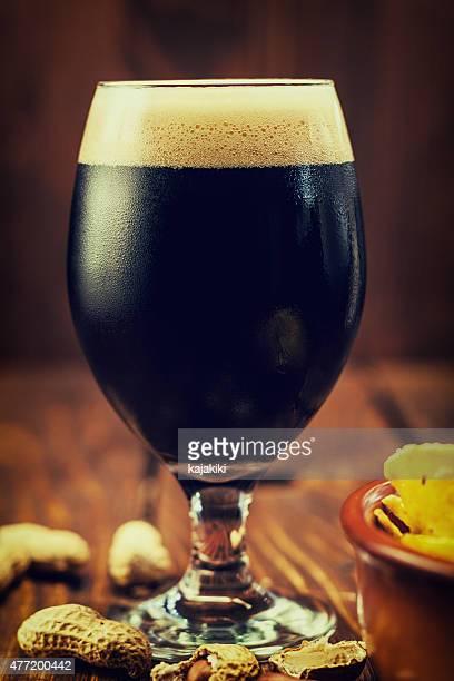 Cold Dark Beer