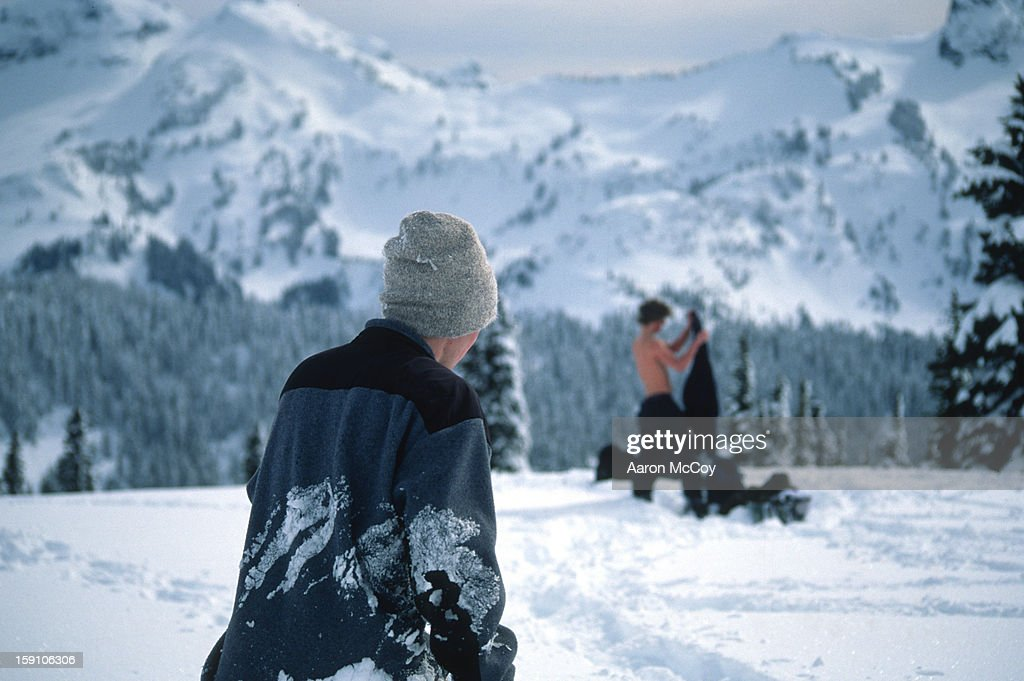 Cold day : Stock Photo