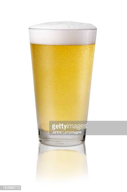 Cold Draught Beer