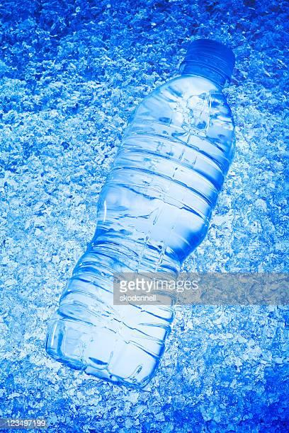 Froid glace à l'eau