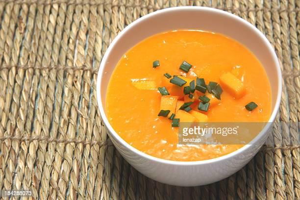 コールドタイマンゴーのスープ