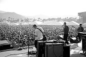 Cold War Kids perform onstage during day 3 of the 2016 Coachella Valley Music Arts Festival Weekend 2 at the Empire Polo Club on April 24 2016 in...