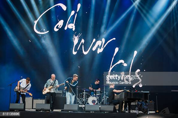 cold war kids stock photos and pictures getty images