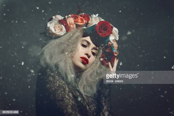 cold winter feelings