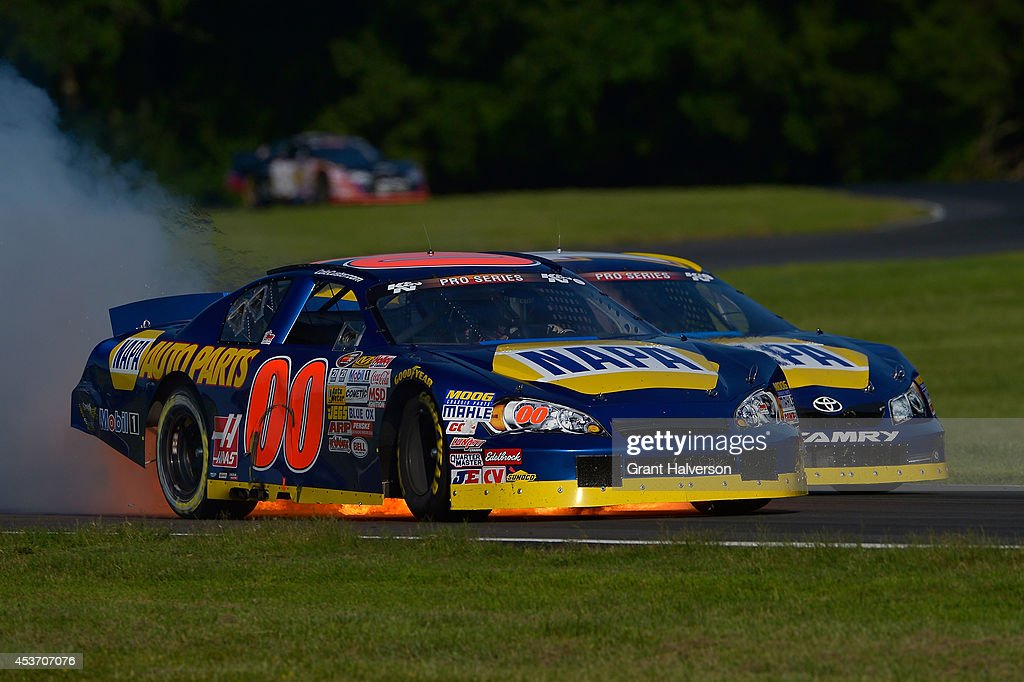Nick Drake Race Car Driver Pictures Getty Images