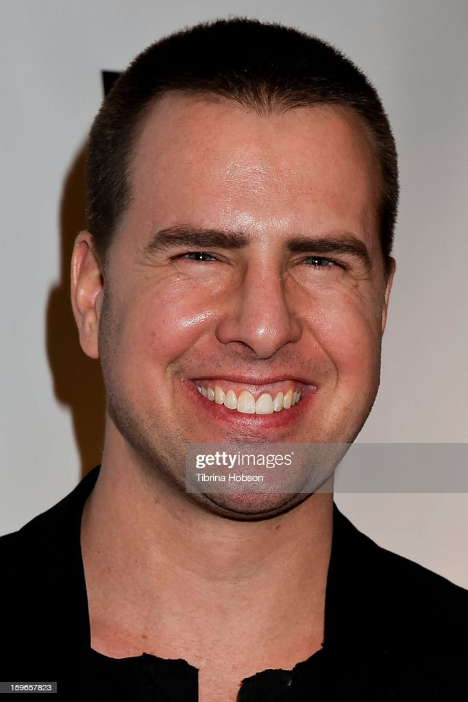 Cole Downing attends the 'Not Another Celebrity Movie' Los Angeles premiere at Pacific Design Center on January 17, 2013 in West Hollywood, California.