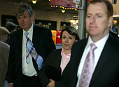 Cole Inquiry AWB's defence team arrives at the Cole Inquiry in Sydney after a break of almost three months 22 August 2006 AFR Picture by MICHELE...