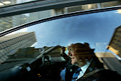 Cole Inquiry Foreign minister Alexander Downer leaves the Australian wheat Board inquiry after giving evidence 11 April 2006 SMH NEWS Picture by BEN...