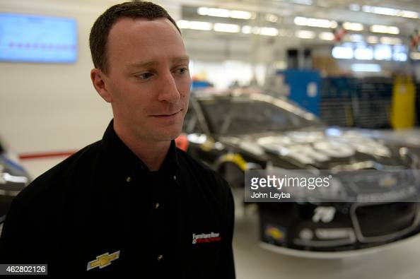 Furniture Row Racing Media Day At The Teams Shop Pictures Getty Images