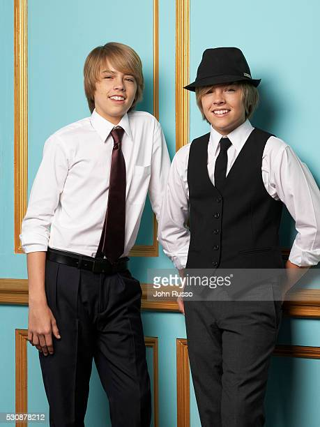 Cole Sprouse and Dylan Sprouse