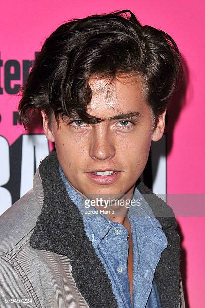 Cole Sprouse arrives at Entertainment Weekly's Annual ComicCon Party at Float at Hard Rock Hotel San Diego on July 23 2016 in San Diego California