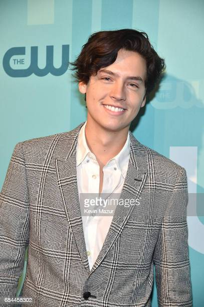 Cole Sprouse attends The CW Network's 2017 Upfront at The London Hotel on May 18 2017 in New York City